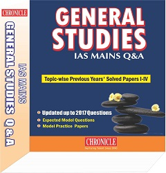 GENERAL STUDIES IAS Mains Question & Answer 18 Years Solved Paper I-IV