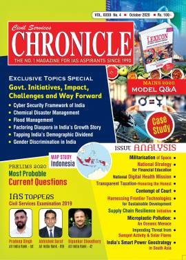 Civil Services Chronicle October 2020 Online
