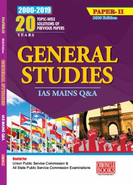 GENERAL STUDIES PAPER - II IAS Mains Q&A 2020