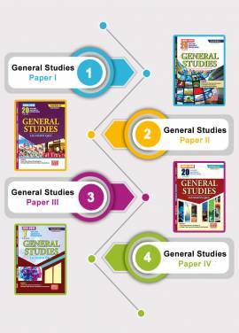 General Studies IAS Mains Q&A (Paper I-IV) 20 Years Topics Wise Solutions (2000-2019))