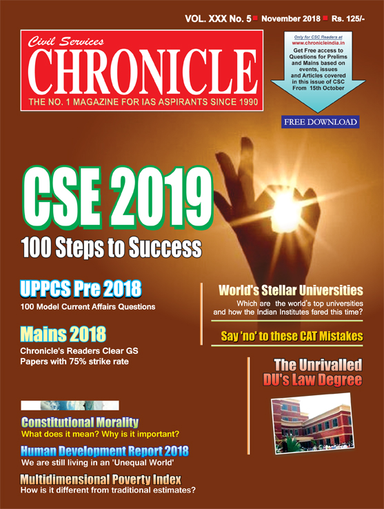 CSC Magazine (English) November 2018